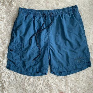 Tommy Bahama Relax Swim Trunks Blue Mens Size L
